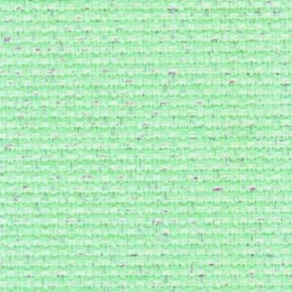 14ct Opalescent Minty Green Aida