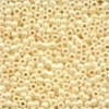 00123 Cream Mill Hill Seed Beads