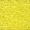 00128 Yellow Mill Hill Seed Beads