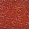 00165 Christmas Red Mill Hill Seed Beads