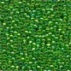 00167 Christmas Green Mill Hill Seed Beads