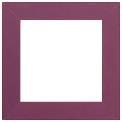 """Mill Hill Purple Iris 6"""" Frame"""