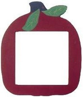 Mill Hill Red Apple Frame