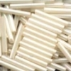 Mill Hill Large Bugle Beads 90123 Cream