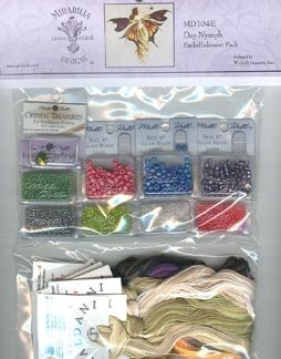 MD104E Day Nymph Embellishment Pack