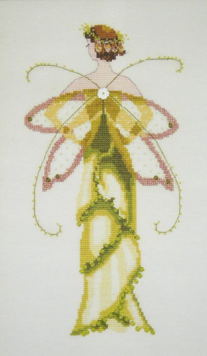 NC135 Amaryllis by Nora Corbett