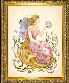 MD075 Butterfly Fairy by Mirabilia