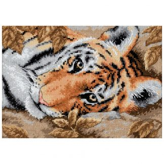 Dimensions 65056 Beguiling Tiger