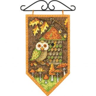 Fall Banner from Dimensions
