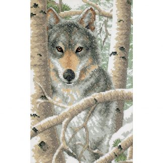 Wintry Wolf from Dimensions