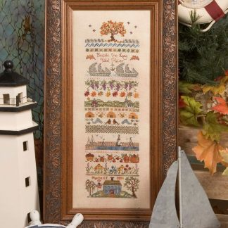 East Coast Sampler from Jeannette Douglas Designs