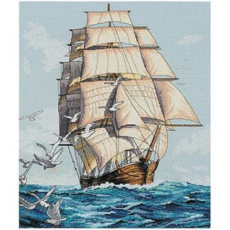 Clipper Ship Voyage from Dimensions