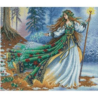 Woodland Enchantress from Dimensions