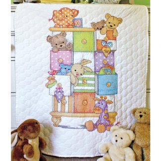Baby Drawers Quilt from Dimensions