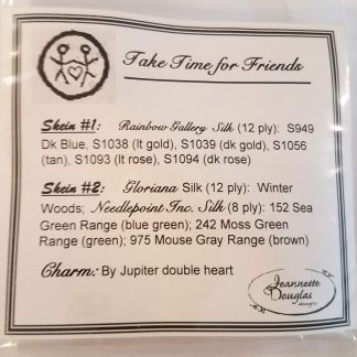 Take Time for Friends Embellishment Pack