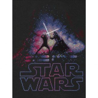 Luke & Darth Vader