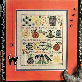 Halloween Sampler from Jeannette Douglas Designs