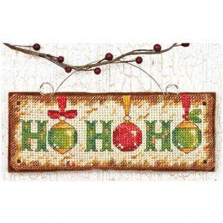Ho Ho Ho Ornament by Dimensions