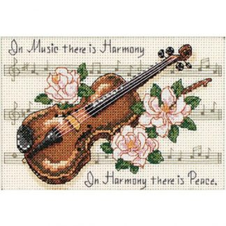 Music is Harmony from Dimensions