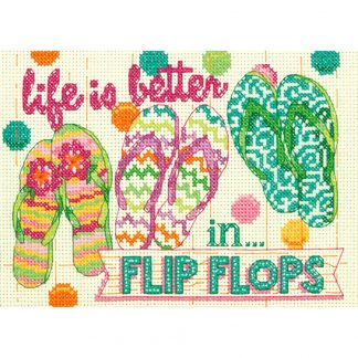 Flip Flops from Dimensions