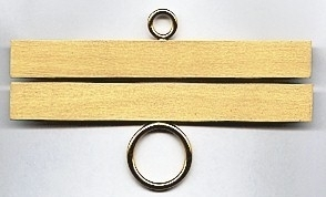 Brass Bar Bellpull