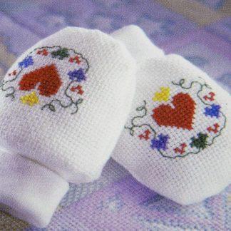 Charles Craft Baby Mittens