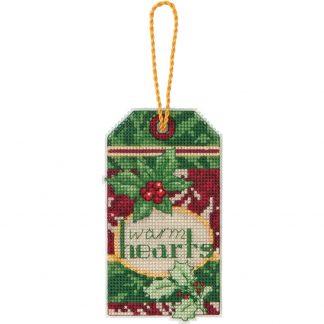Warm Hearts Ornament