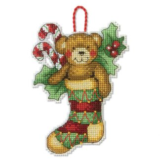 Bear Ornament from Dimensions