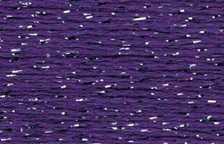 SP116 Medium Violet Petite Silk Lame