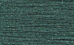 SP58 Dark Christmas Green Petite Silk Lame