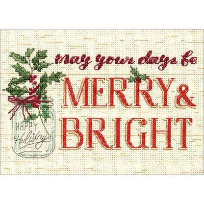 Merry & Bright from Dimensions