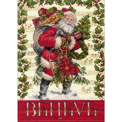 Believe in Santa from Dimensions