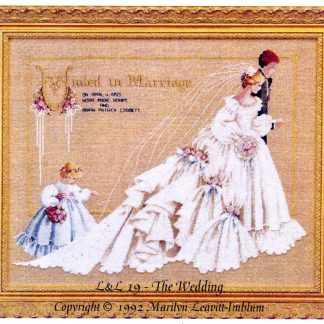 The Wedding from Lavender and Lace