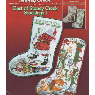 Best of Stoney Creek Christmas Stockings I