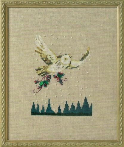 Winter Owl from Nora Corbett