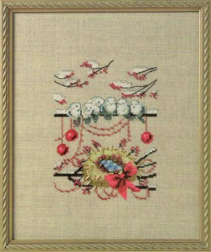 Winter Nest from Nora Corbett