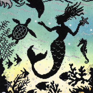 Mermaid Cove by Bothy Threads